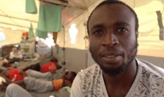 sea watch testimonianza migrante libia