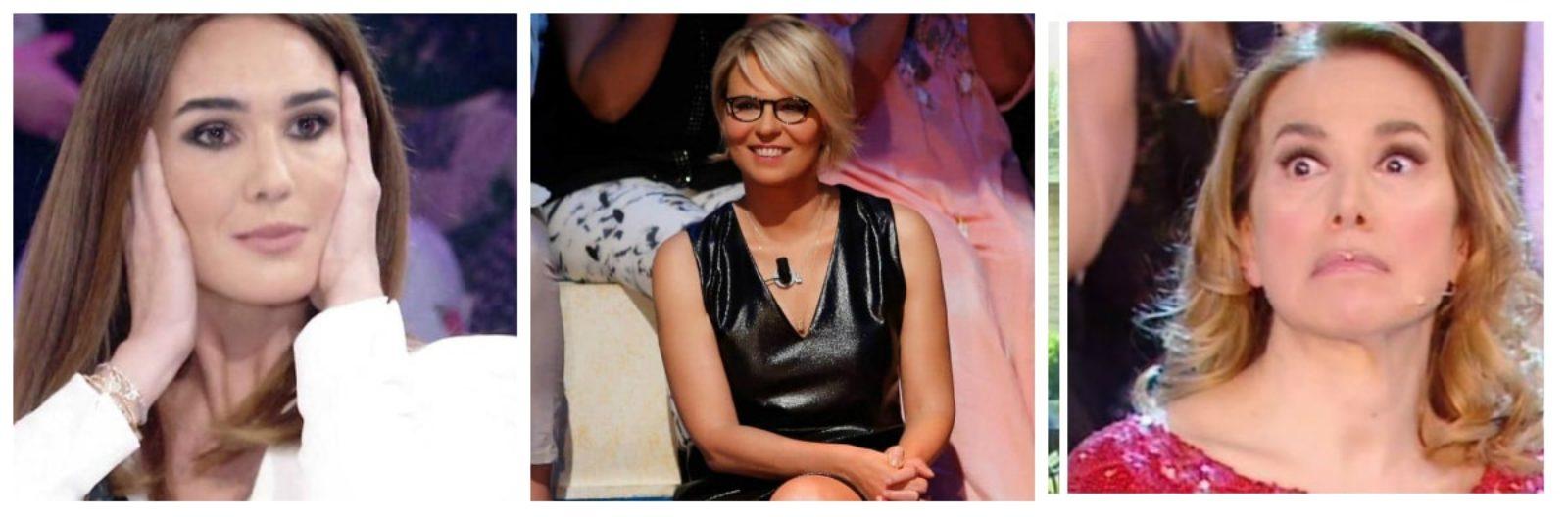 Scontro donne Mediaset