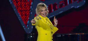 The Voice 2019 finale Simona Ventura