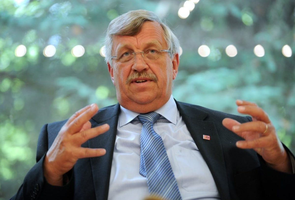 Germania, morto il politico della Cdu Walter Luebcke: si indaga per omicidio