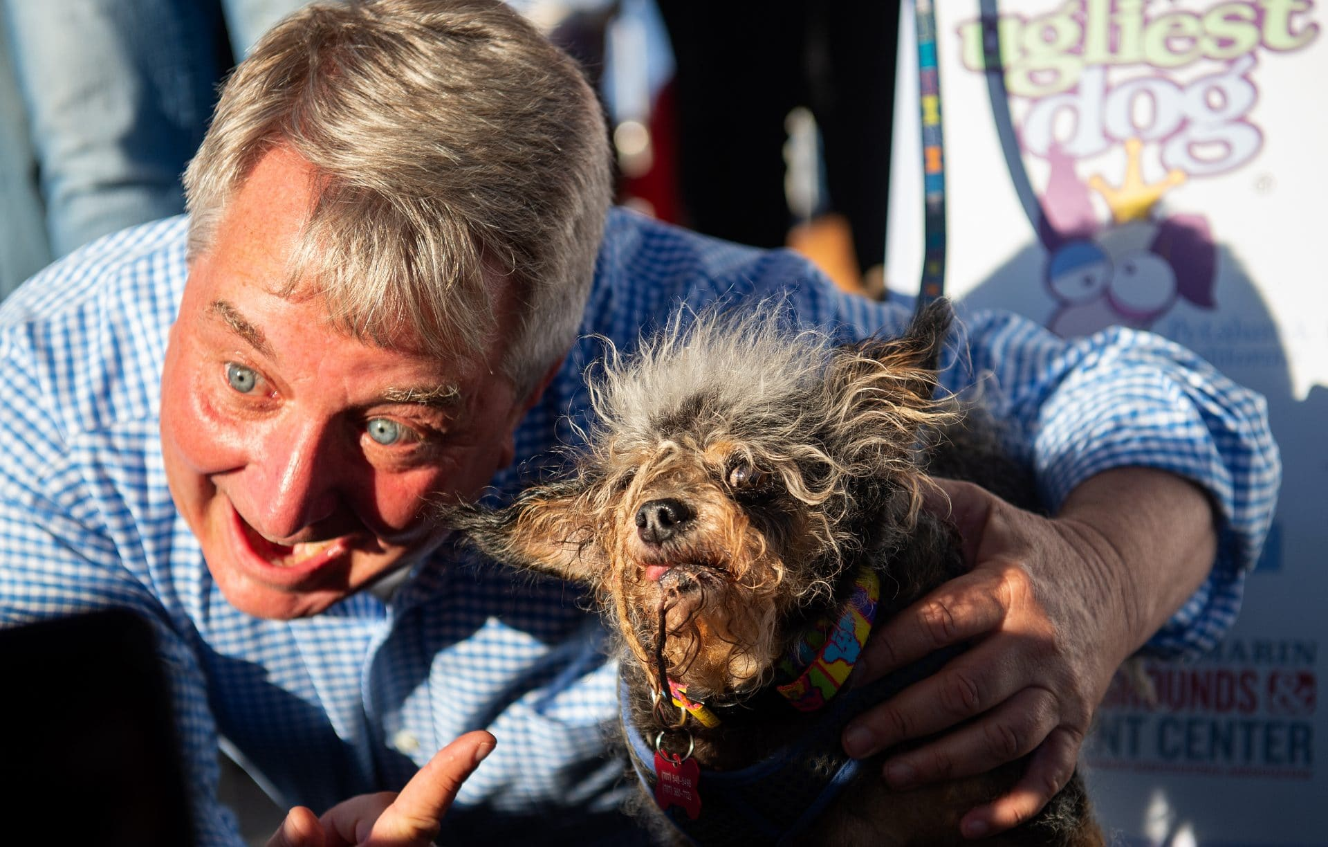 World's Ugliest Dog Contest vincitore 2019
