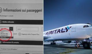 Air Italy genere x