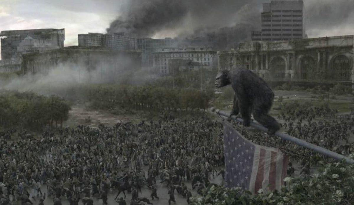 Apes Revolution il pianeta delle scimmie   Film   Trama