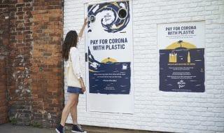 birra gratis plastica milano