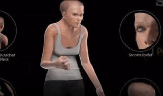 uomo tecnologia cambiamenti corpo