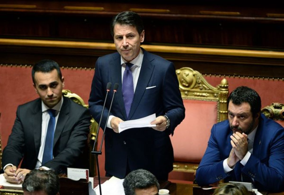 Commissione UE avvia procedura d'infrazione contro l'Italia: