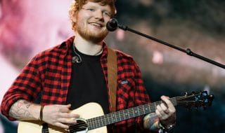 Ed Sheeran scaletta