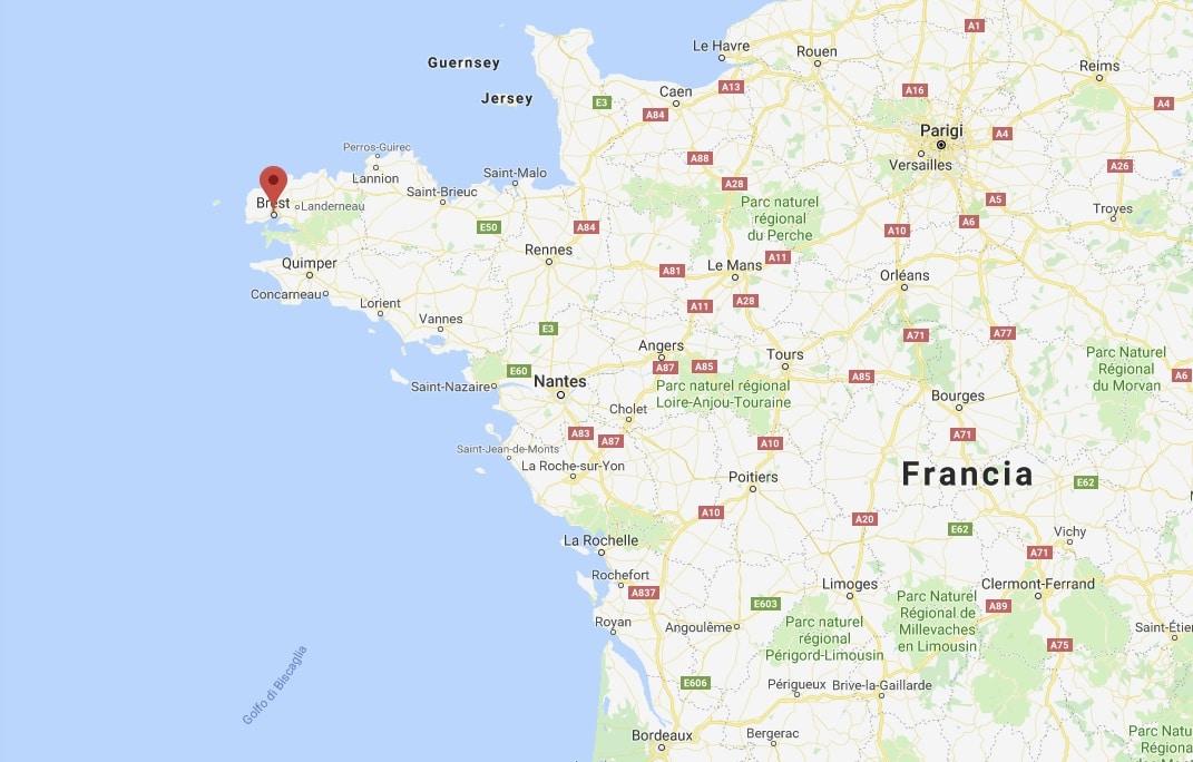 francia spari moschea brest
