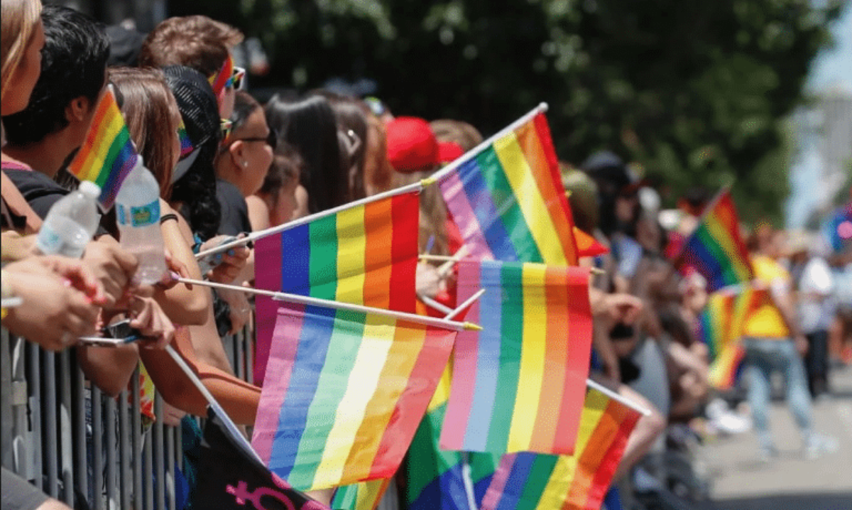 Gay Pride a Washington, panico tra la folla