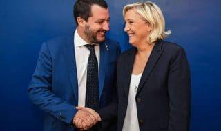 gruppo salvini parlamento europeo identità democrazia