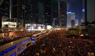 hong kong proteste blocco siti porno
