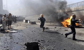 iraq attentato moschea baghdad