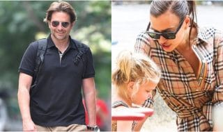 Bradley Cooper Irina Shayk single