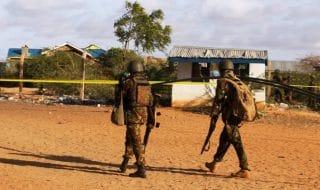 kenya esplosioni uccisi poliziotti