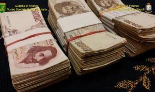 mafia lira moneta parallela