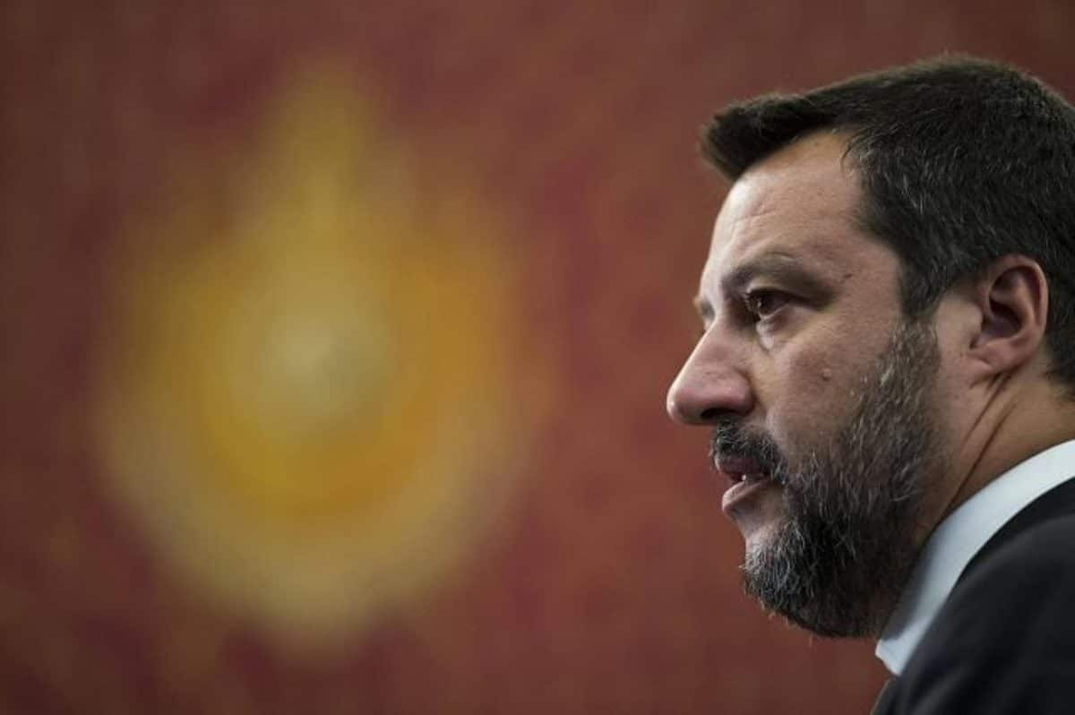 Beatrix von Storch candida Salvini al premio Nobel per la pace