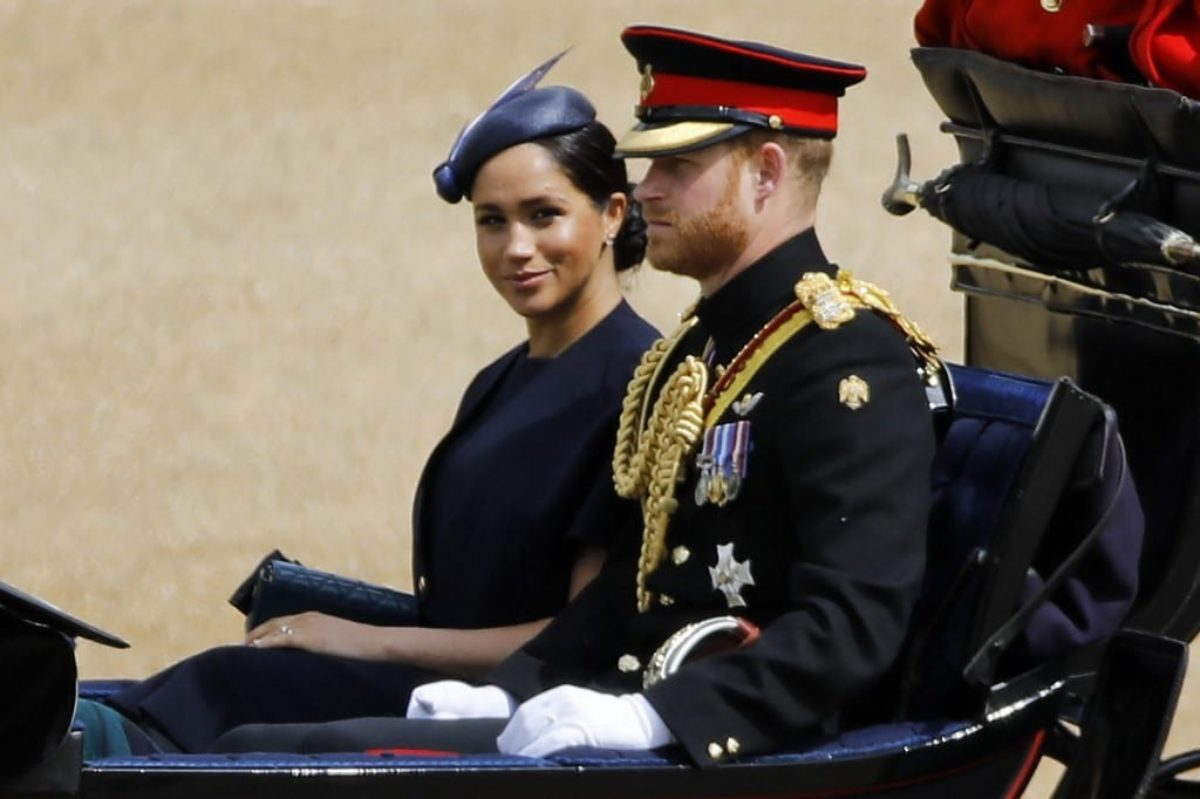 meghan markle regalo harry