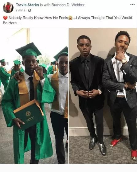 brandon webber afroamericano ucciso memphis
