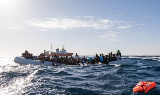 migranti 350 persone salvate malta