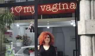 negozio vagina milano