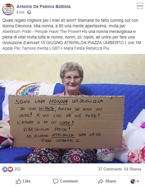 nonna nipote gay