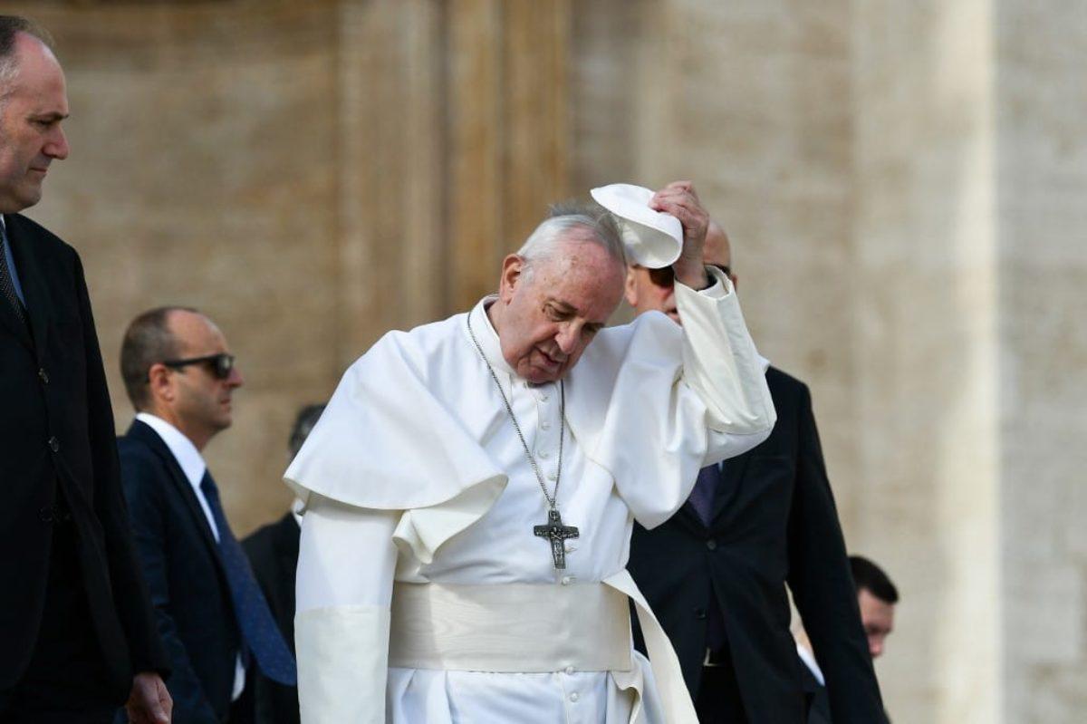 EUROPA/SPAGNA - Papa Francesco ai