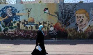 patto del secolo usa palestina