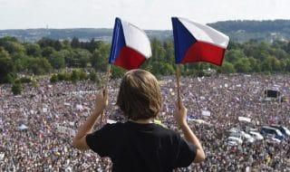 Repubblica Ceca manifestazioni contro Babis