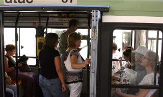 roma bus aria condizionata