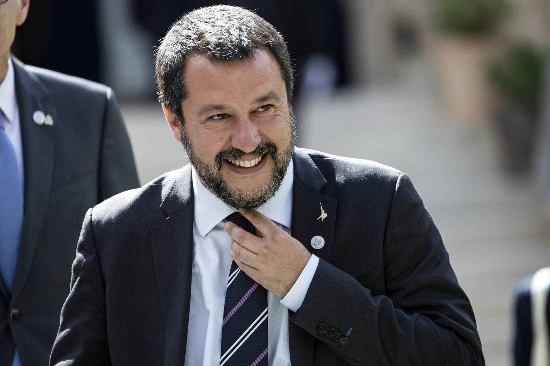 Washington, Salvini:
