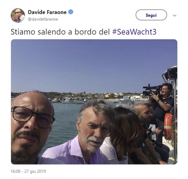 sea watch parlamentari faraone