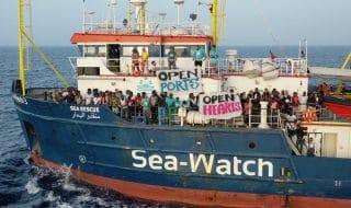 sea watch ue libia porto non sicuro