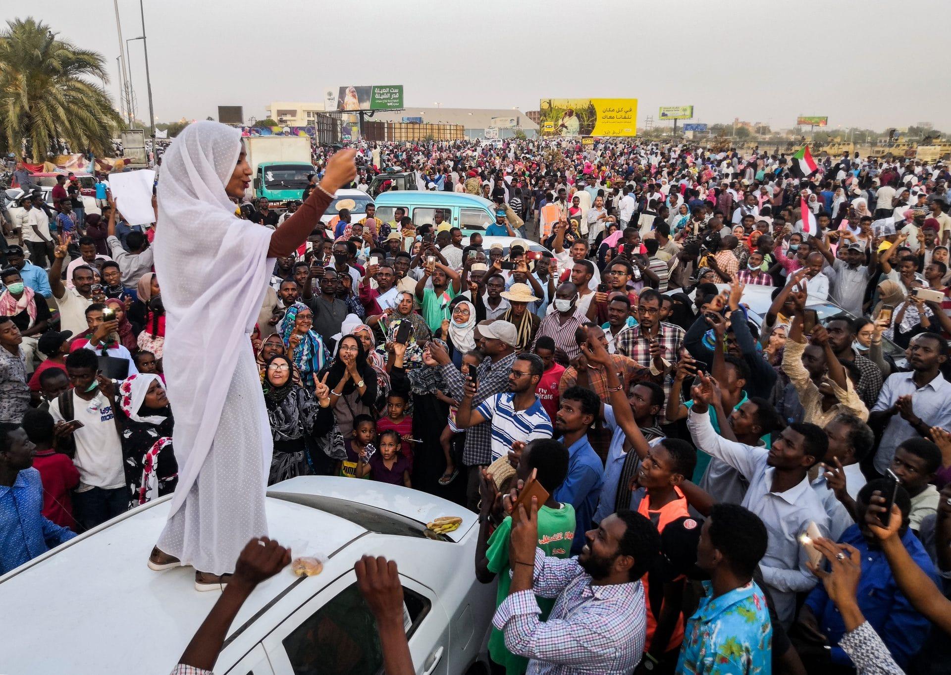 sudan crisi