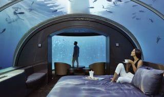 villa sottomarina maldive