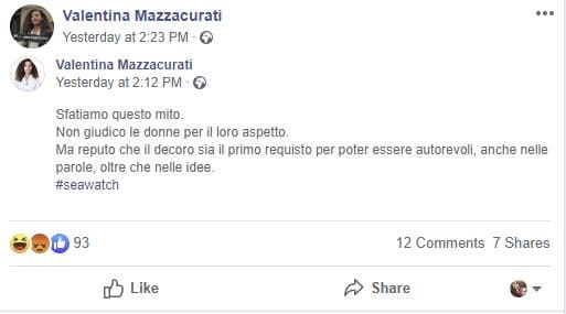 candidata modena carola rackete