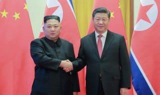 xi jinping visita corea nord