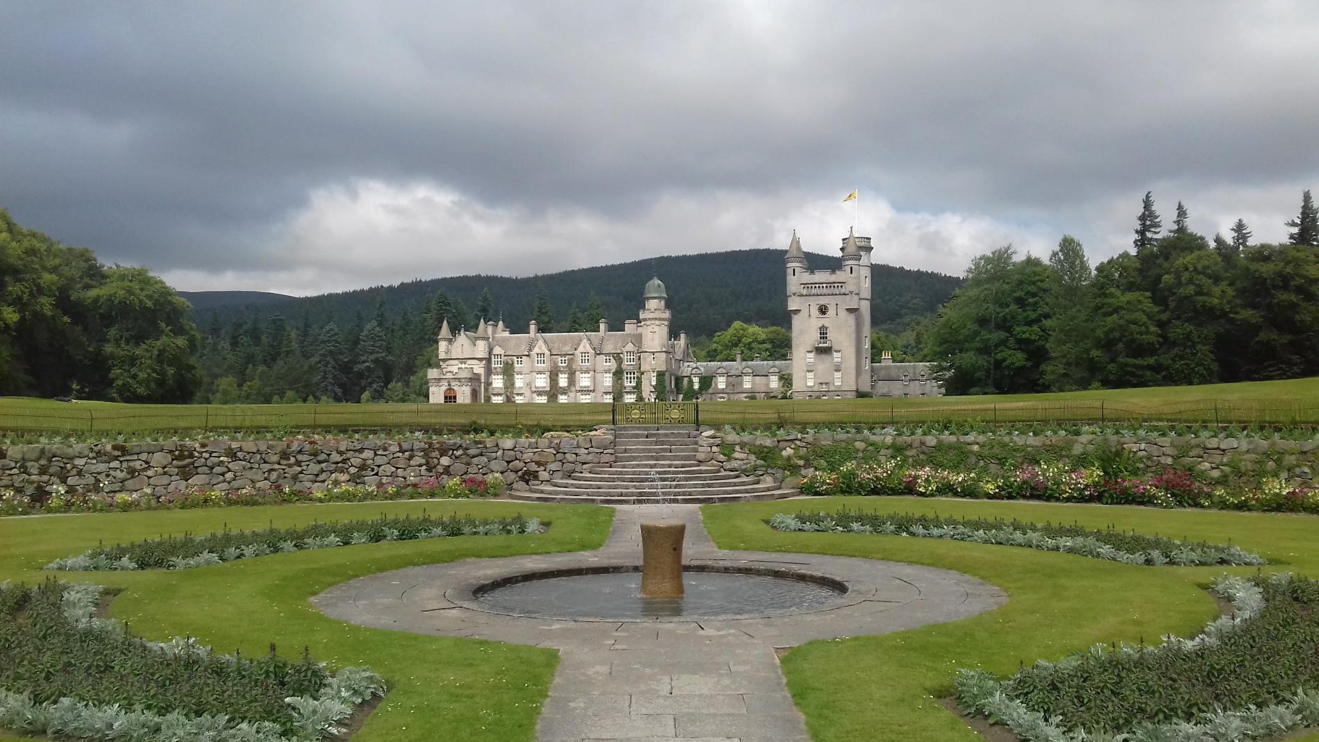 Castello di Balmoral visite