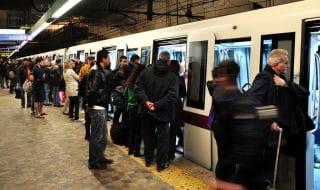 acido metro roma