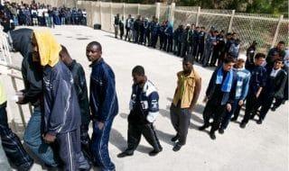 centri espulsione migranti garante