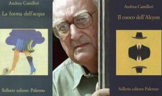 Andrea Camilleri libri Montalbano