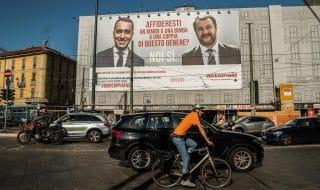 Di Maio Salvini ActionAid