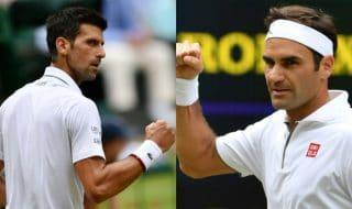 Djokovic Federer diretta