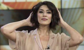 Elisa Isoardi bacio bambino
