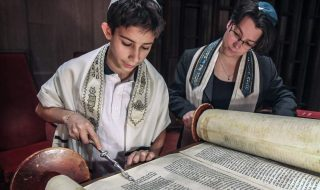 Lisa Grushcow rabbina gay divorziata