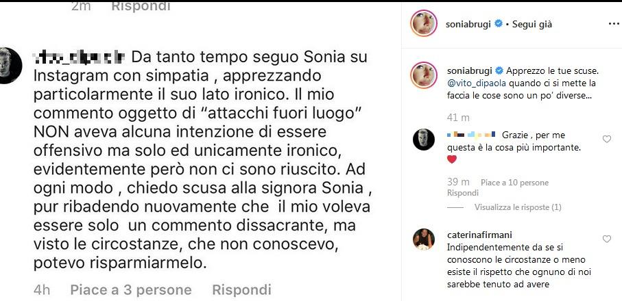 Sonia Bruganelli hater