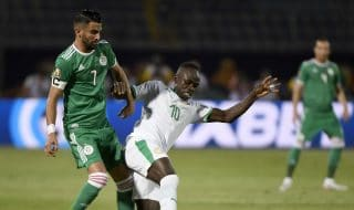 Senegal Algeria streaming