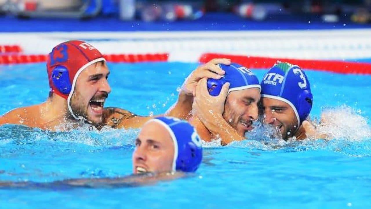 Trionfo del Settebello, l'Italia è Campione del Mondo! Campagna: 'Arbitraggio discutibile'
