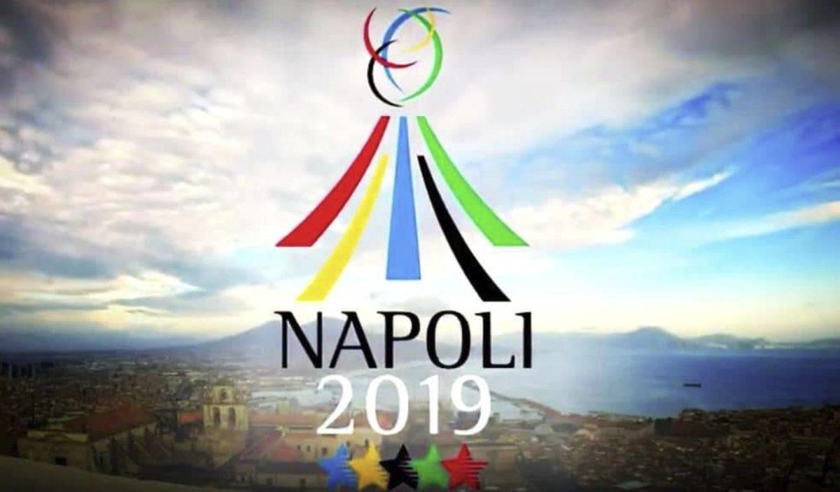 Calendario Napoli Orari.Universiadi 2019 Programma Gare Oggi 5 Luglio 2019