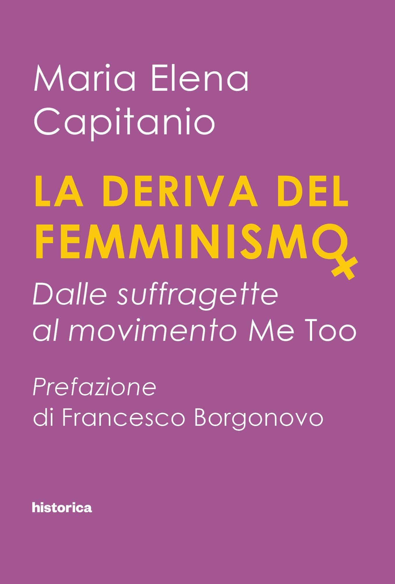 libro la deriva del femminismo