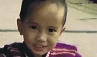 bambino scomparso FaceApp